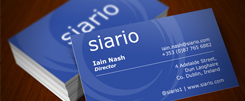 Siario Business Cards